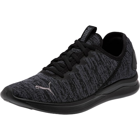 Ballast Men's Running Shoes, Puma Black-Iron Gate, small