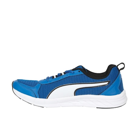Galactic IDP Men's Running Shoes, Turkish Sea-Puma Blk-P Wht, small-IND