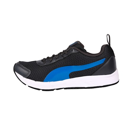 Electrica IDP Running Shoe, PBlk-Eltrc BlLem-DkShw-PWht, small-IND