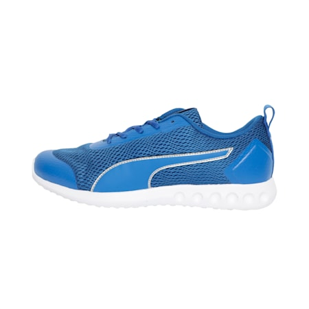 Cruxston IDP Running Shoes, Royal Blue-Silver, small-IND
