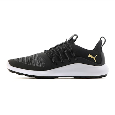 IGNITE NXT SOLELACE golfschoenen voor heren, Black-Gold, small