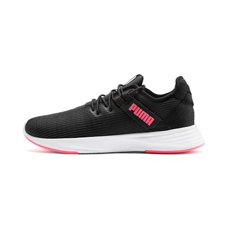Radiate XT Women's Training Shoes, Puma Black-Pink Alert, small