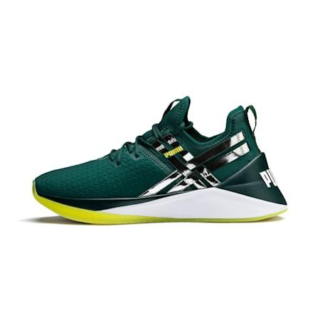 Jaab XT Trailblazer Women's Training Shoes, Ponderosa Pine-Puma White, small