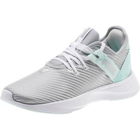 Radiate XT Cosmic Women's Training Shoes, Puma Silver-Fair Aqua, small
