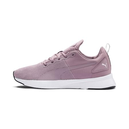 Zapatos para correr Flyer Runner de mujer, Elderberry-Puma White, pequeño