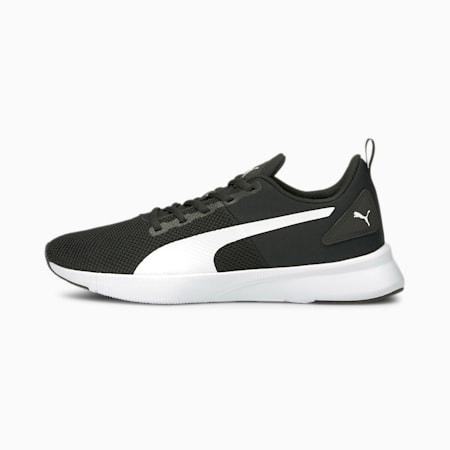 Flyer Running Shoes, Puma Black-Puma White, small