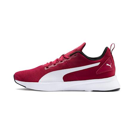 Flyer Running Shoes, Rhubarb-Puma White, small-SEA