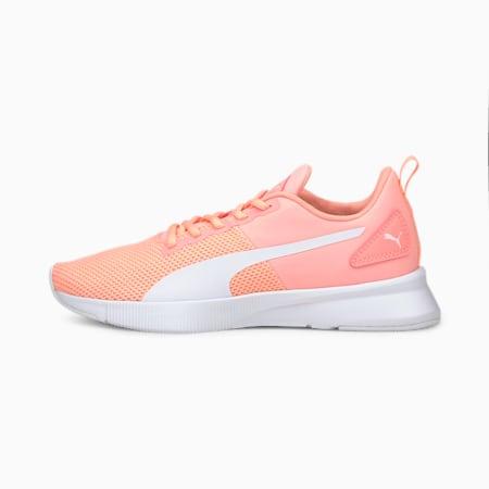 Flyer Runner SoftFoam+ Unisex Running Shoes, Elektro Peach-Puma White, small-IND
