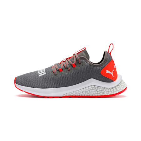 HYBRID NX Men's Running Shoes, CASTLEROCK-Nrgy Red, small
