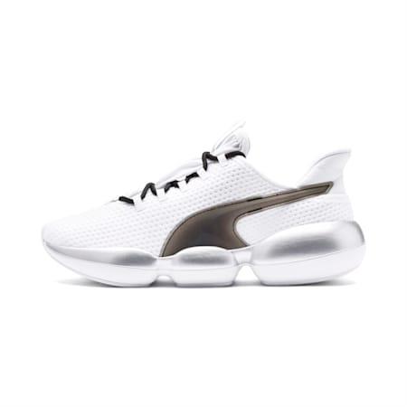 Mode XT Women's Training Shoes, Puma White-Puma Silver, small
