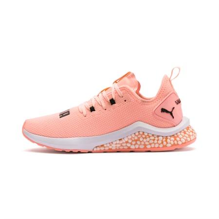 HYBRID NX Women's Running Shoes, Bright Peach-Puma White, small