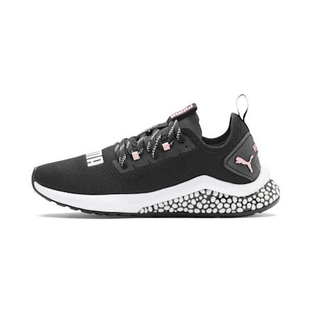 HYBRID NX Women's Running Shoes, Puma Black-Bridal Rose, small-IND