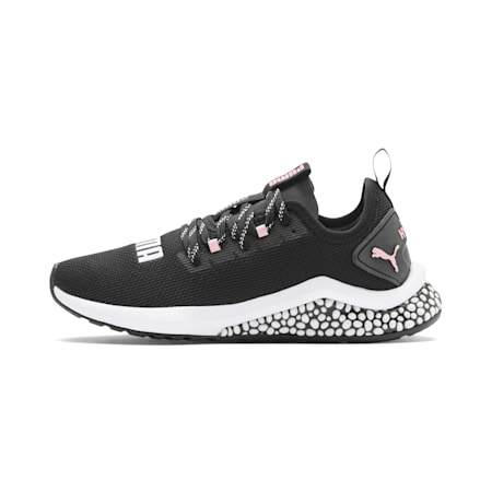 HYBRID NX Women's Running Shoes, Puma Black-Bridal Rose, small