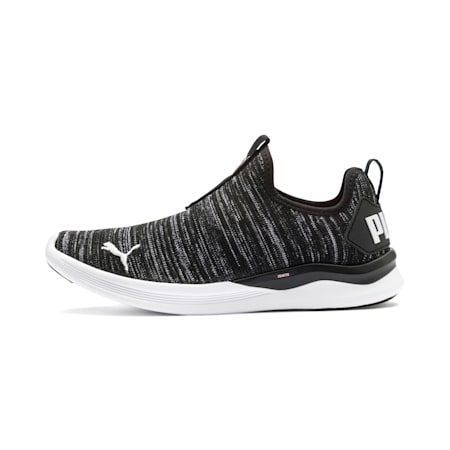 IGNITE Flash Summer Slip Women's Training Shoes, Puma Black-Puma White, small