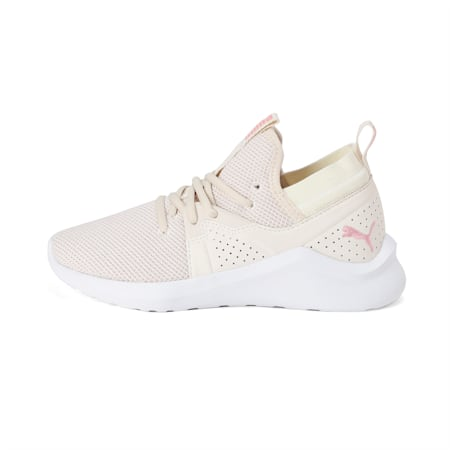Emergence Women's Running Shoes, Pastel Parchment-Bridal Rose, small-IND
