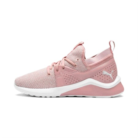 Emergence Women's Running Shoes, Bridal Rose-Puma Team Gold, small-IND