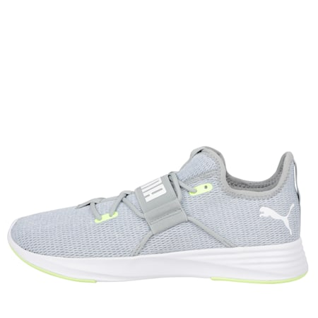 Persist XT Men's Running Shoes, Quarry-Fizzy Yellow-White, small-IND