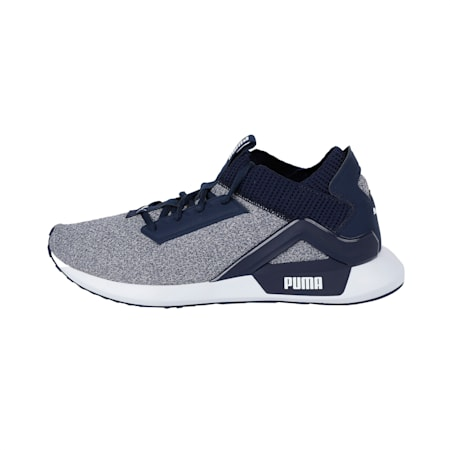 Rogue Men's ProFoam Running Shoes, Peacoat-Puma White, small-IND