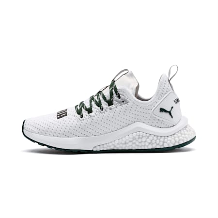 HYBRID NX Trailblazer Women's Running Shoes, Puma White-Ponderosa Pine, small-SEA
