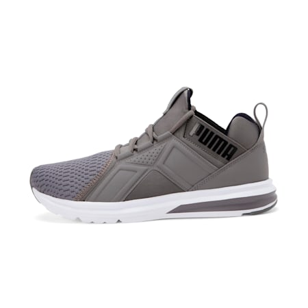 Enzo Eng Mesh, Charcoal Gray-Puma Black, small-IND