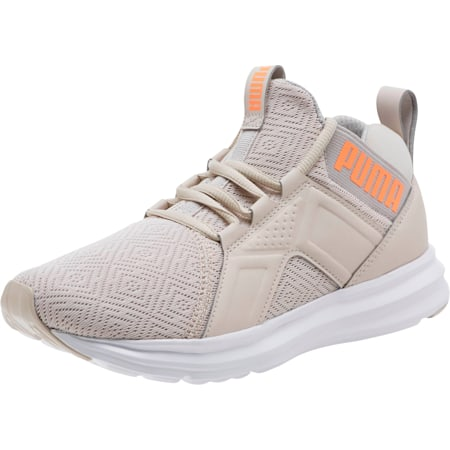 Enzo Femme Wn's, Silver Gray-Fizzy Orange, small-IND
