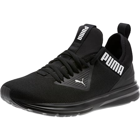Enzo Beta Men's Training Shoes, Puma Black-Puma Black, small