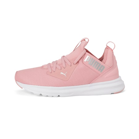Enzo Beta Women's SoftFoam Training Shoes, Bridal Rose-Puma White, small-IND