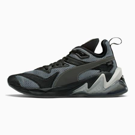 LQDCELL Origin Tech Men's Training Shoes, Puma Black-CASTLEROCK, small