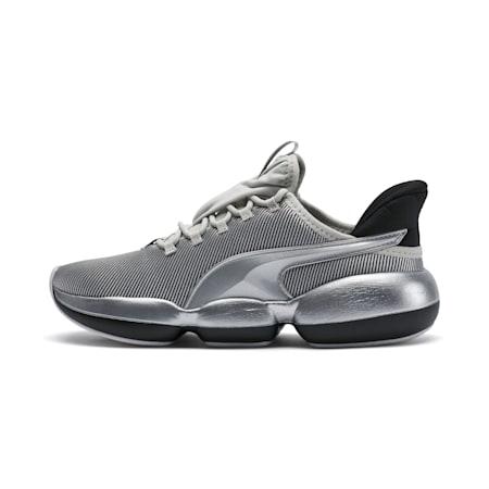 Zapatos de entrenamiento Mode XT Lust para mujer, Glacier Gray-Puma Black, pequeño