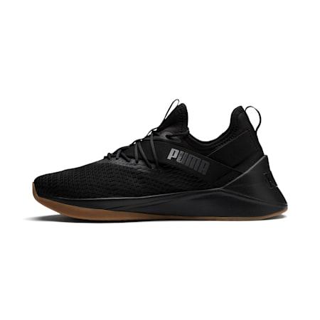 Jaab XT Summer Men's Training Shoes, Puma Black-Asphalt, small