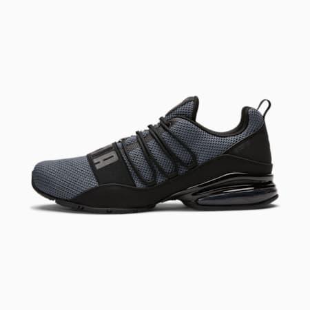 CELL Regulate Woven Men's Running Shoes, Asphalt-Puma Black, small