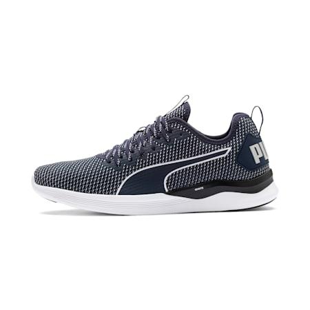 Zapatos de entrenamiento IGNITE Flash para hombre, Peacoat-Glacier Gray-White, pequeño
