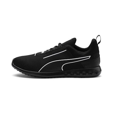 Carson 2 Concave Men's Shoes, Puma Black-Puma White, small-IND