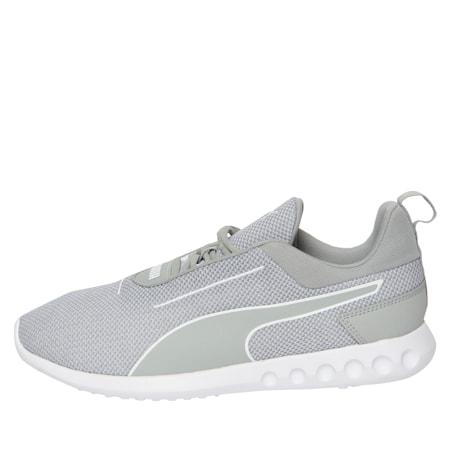 Carson 2 Concave Men's Shoes, Quarry-Puma White, small-IND