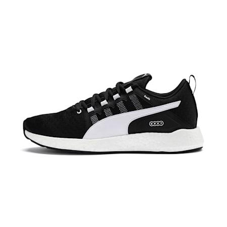 NRGY Neko Turbo Men's Running Shoes, Puma Black-Puma White, small