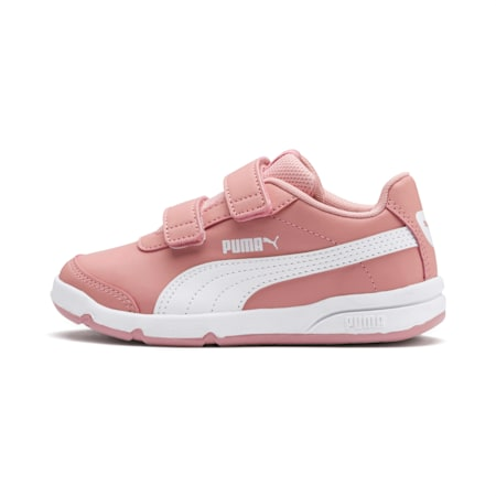 Stepfleex 2 SL VE V Kids' Shoes, Bridal Rose-Puma White, small-IND