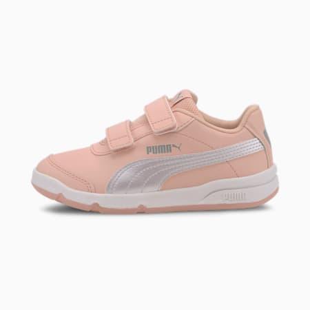 Dzieciece obuwie sportowe Stepfleex 2 SL VE V, Peach-Silver-Limestone, small