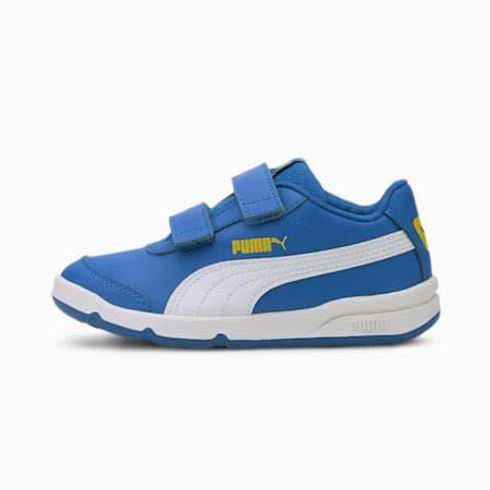 Stepfleex 2 SL VE V sportschoenen voor kinderen, Lapis Blue-White-Dandelion, small
