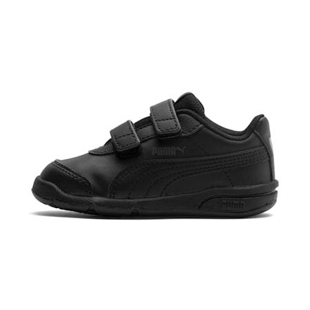 Stepfleex 2 SL VE V Babies' Trainers, Puma Black-Puma Black, small