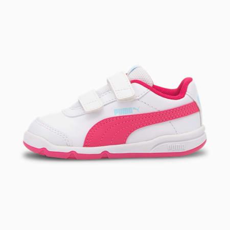 Stepfleex 2 SL VE V sportschoenen voor baby's, White-Pink-Omphalodes-Purple, small
