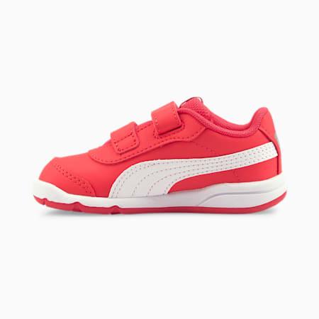 Stepfleex 2 SL VE V Babies' Trainers, Paradise Pink-Puma White, small-SEA