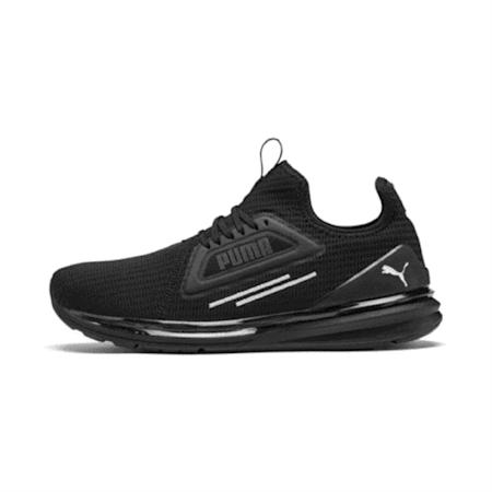 IGNITE Limitless Lean Running Shoes, Puma Black-Puma White, small-IND