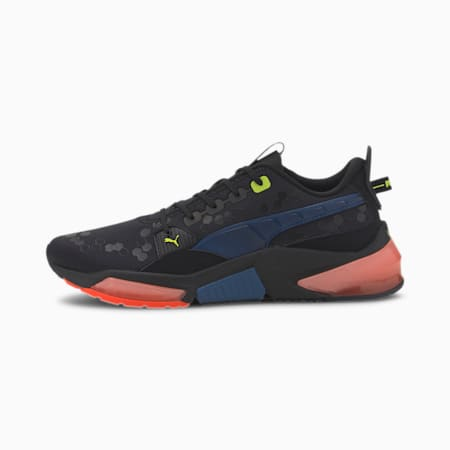 LQDCELL Optic Men's Training Shoes, Puma Black, small