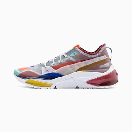 LQDCELL Optic Sheer Training Shoes, High Rise-Rhubarb-Sulphur, small