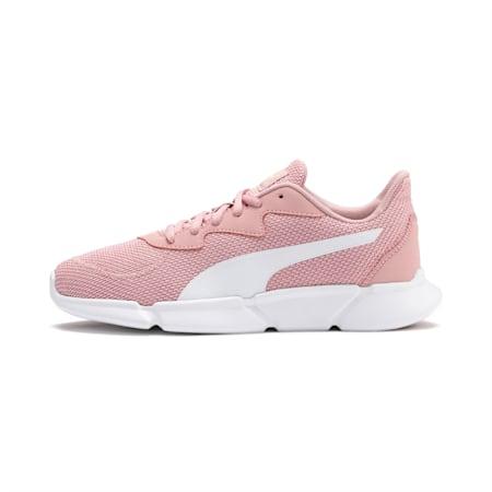 INTERFLEX Running Shoes, Bridal Rose-Yellow Alert, small-SEA