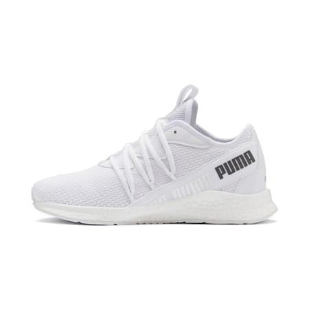 NRGY Star Men's Running Shoes, Puma White-CASTLEROCK, small