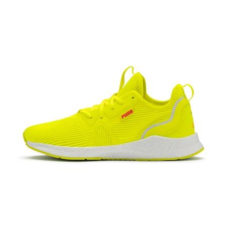 NRGY Star Femme Women's Running Shoes, Yellow Alert-Pink Alert, small