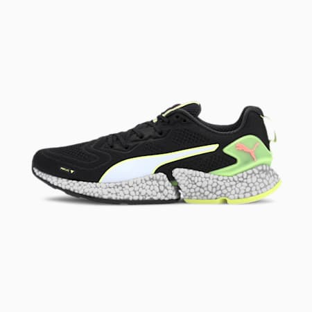 HYBRID SPEED Orbiter Men's Running Shoes, PumaBlk-FizzyYell-PumaWhite, small