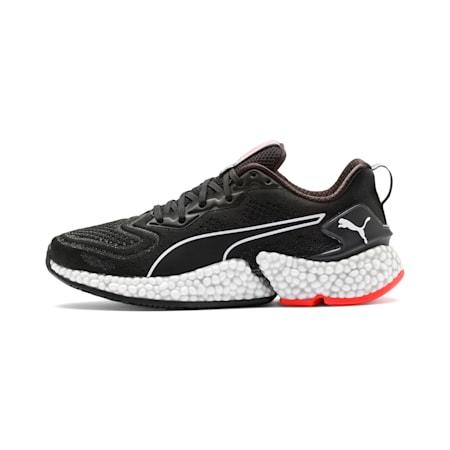 HYBRID SPEED Orbiter Women's Running Shoes, Black-Red-Milky Blue-White, small-IND