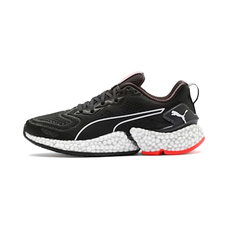SPEED Orbiter Women's Running Shoes, Black-Red-Milky Blue-White, small